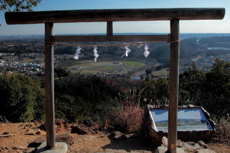 金毘羅神社の鳥居