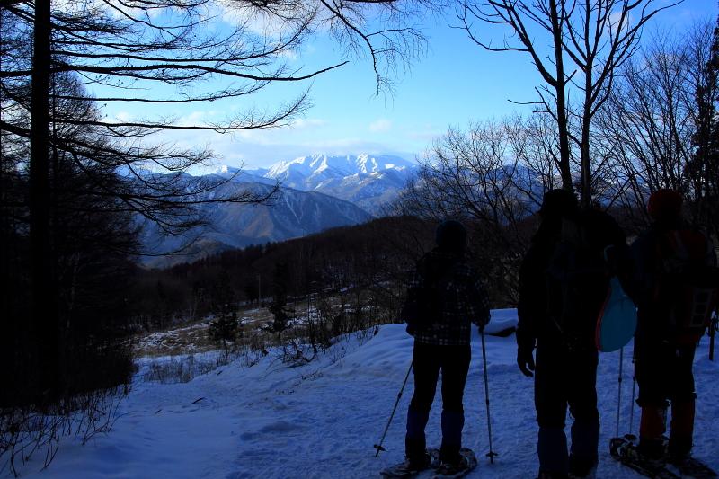 谷川岳の憧景