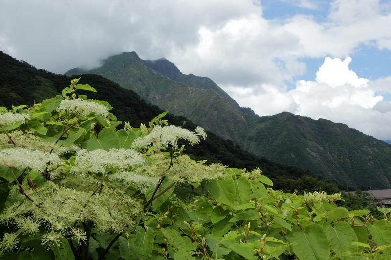 谷川岳展望