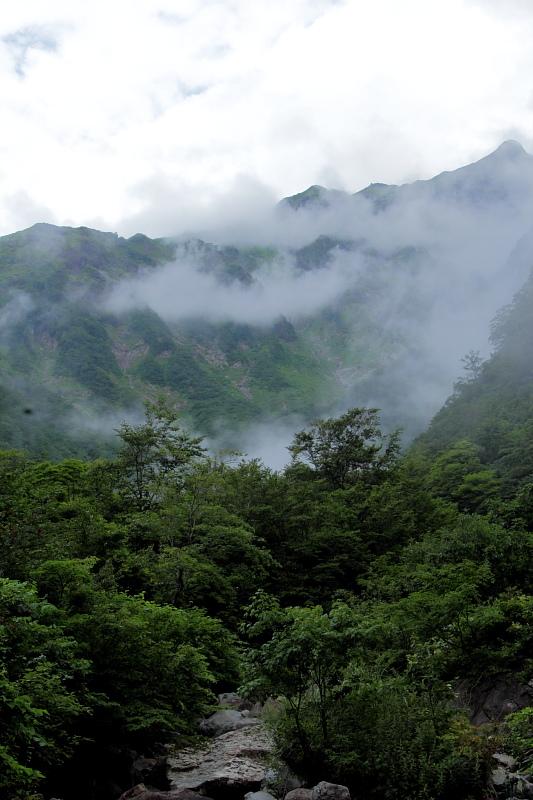 憧れの谷川岳