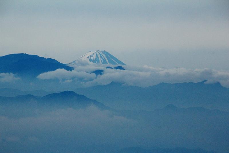 白き日本一の頂
