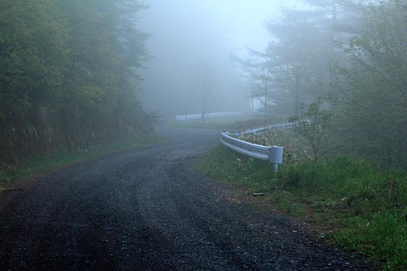 湯の丸高峰林道