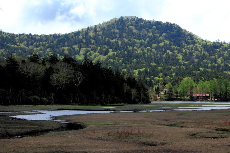 静寂の尾瀬沼