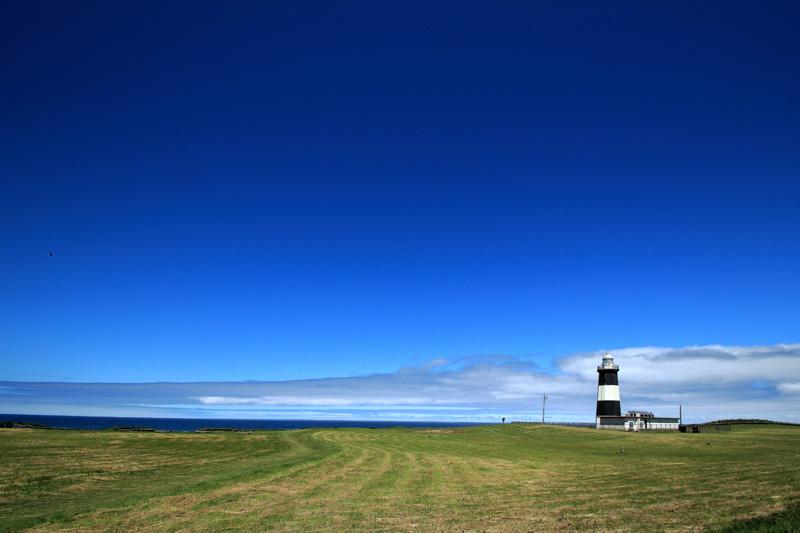 孤高の灯台