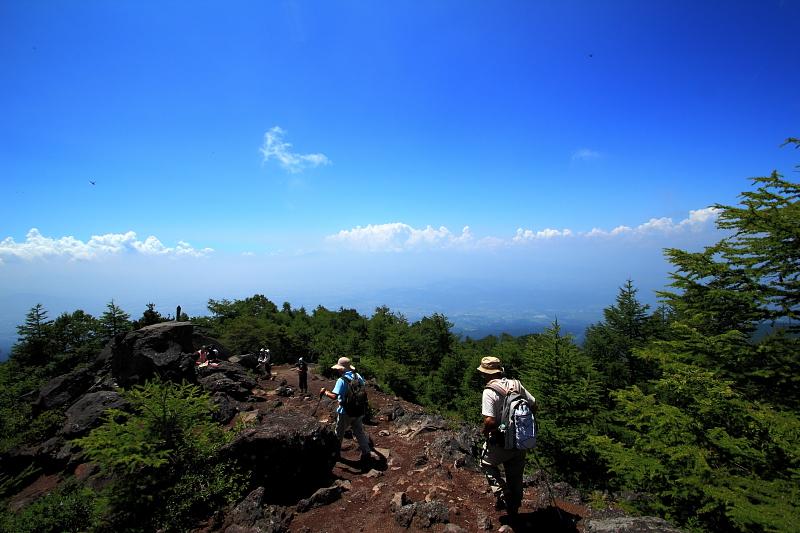 高峰山からの絶景