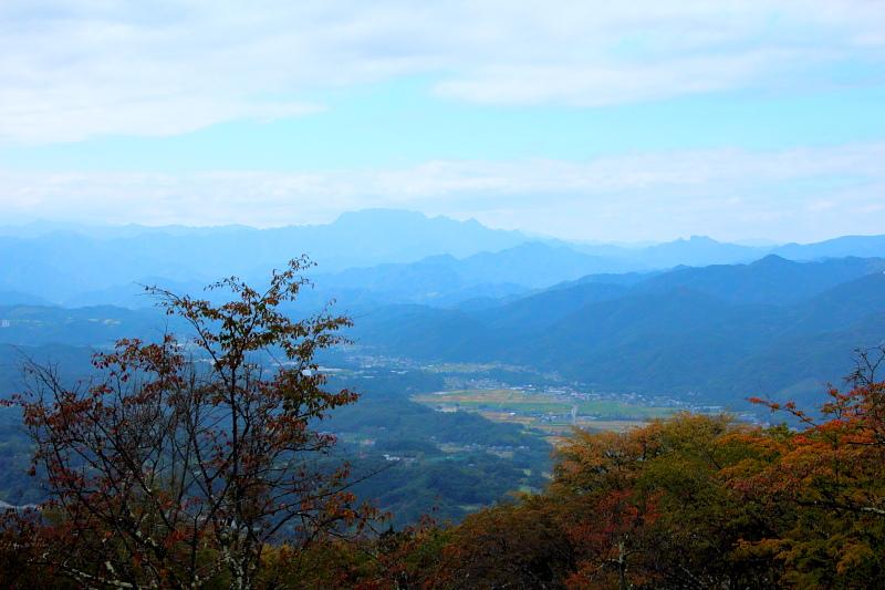 両神山展望