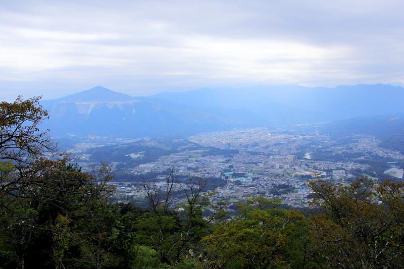 武甲山展望